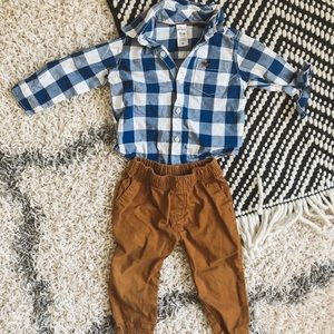 18 month baby boy outfit